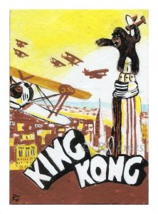 king kong french movie poster.BMP