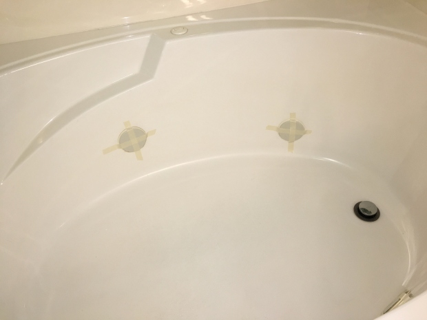 Jetted To Soaker Tub Conversion